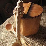 Для дома и интерьера ручной работы. Ярмарка Мастеров - ручная работа ложка декоративная. Handmade.