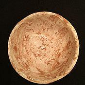 """Посуда ручной работы. Ярмарка Мастеров - ручная работа """"Мрамор"""" пиала керамическая ручной работы. Handmade."""