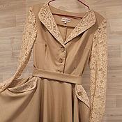 Одежда handmade. Livemaster - original item Designer dress