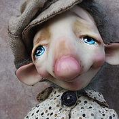 Куклы и игрушки handmade. Livemaster - original item Rat. Handmade.