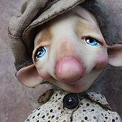 Stuffed Toys handmade. Livemaster - original item Rat. Handmade.