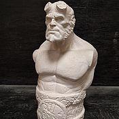 Подарки к праздникам handmade. Livemaster - original item Busts of superheroes under the coloring. Handmade.
