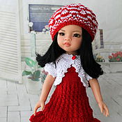 Куклы и игрушки ручной работы. Ярмарка Мастеров - ручная работа Комплект на Паолочку. Handmade.