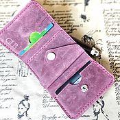 Сумки и аксессуары handmade. Livemaster - original item Purse in three additions with a coin box. Handmade.