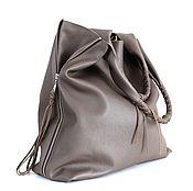 Сумки и аксессуары handmade. Livemaster - original item Bag - Transformer - large size with pocket. Handmade.