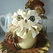 Для дома и интерьера handmade. Livemaster - original item the tea cosy owl 2. Handmade.