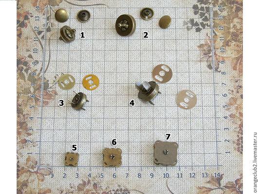 Другие виды рукоделия ручной работы. Ярмарка Мастеров - ручная работа. Купить Магнитная кнопка. Handmade. Кнопка