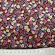 Шитье ручной работы. Холодный трикотаж цветочки розовые 1041614 Италия Цена за метр. Ткани Fashion Fabric (fashion-fabric). Ярмарка Мастеров.