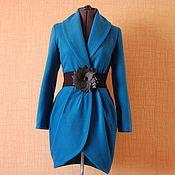 Одежда ручной работы. Ярмарка Мастеров - ручная работа Пальто Тюльпан. Handmade.