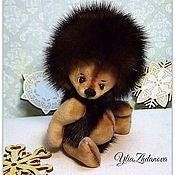 Куклы и игрушки ручной работы. Ярмарка Мастеров - ручная работа Ежик Пых. Handmade.