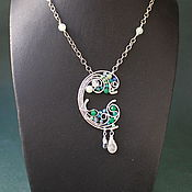 Украшения handmade. Livemaster - original item personalized pendant Svetlana. Handmade.