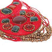 Украшения handmade. Livemaster - original item Necklace of beads and stones