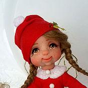 Куклы и игрушки ручной работы. Ярмарка Мастеров - ручная работа Рождественская фея Филиси. Handmade.