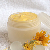 Косметика ручной работы handmade. Livemaster - original item Cream for oily skin
