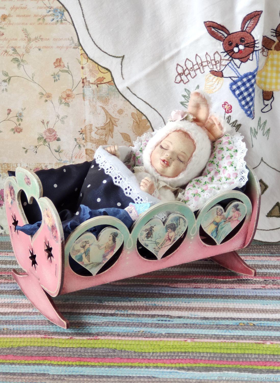 Teddy - Bunny, but often gentle in bed, Teddy Doll, Shahovskaya,  Фото №1