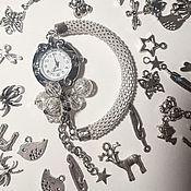 Украшения ручной работы. Ярмарка Мастеров - ручная работа Часы-браслет. Handmade.