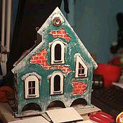 Чайные домики ручной работы. Ярмарка Мастеров - ручная работа Чайный домик большой. Handmade.