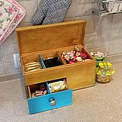 Посуда handmade. Livemaster - original item Tea box - candy dish. Handmade.