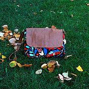 Сумки и аксессуары ручной работы. Ярмарка Мастеров - ручная работа Сумка почтальон. Handmade.