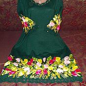 """Одежда ручной работы. Ярмарка Мастеров - ручная работа платье """"Весеннее настроение"""". Handmade."""