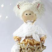Куклы и игрушки ручной работы. Ярмарка Мастеров - ручная работа Лев. Кукла текстильная. Знаки зодиака. Лео. Handmade.