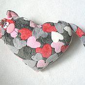 Куклы и игрушки ручной работы. Ярмарка Мастеров - ручная работа Кот Для любимых. Handmade.