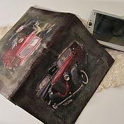 Сумки и аксессуары ручной работы. Ярмарка Мастеров - ручная работа Портмоне - вариации на тему old mobile. Handmade.