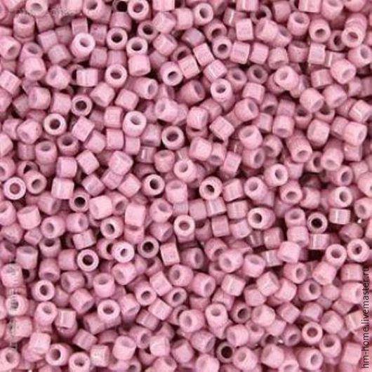 Для украшений ручной работы. Ярмарка Мастеров - ручная работа. Купить DB-210 MIYUKI Delica 11/0. Handmade. Розовый