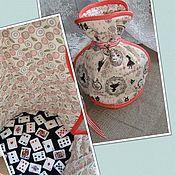 handmade. Livemaster - original item ALICE`s TEA party-hot water bottle-knot on the teapot. Handmade.
