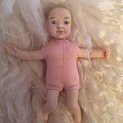 Куклы и игрушки handmade. Livemaster - original item Mini reborn baby Matthew. Handmade.