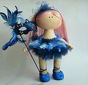 """Куклы и игрушки ручной работы. Ярмарка Мастеров - ручная работа Кукла интерьерная """"Балерина"""". Handmade."""
