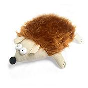 """Мягкие игрушки ручной работы. Ярмарка Мастеров - ручная работа Мягкие игрушки: Сидушка """"Еж"""". Handmade."""