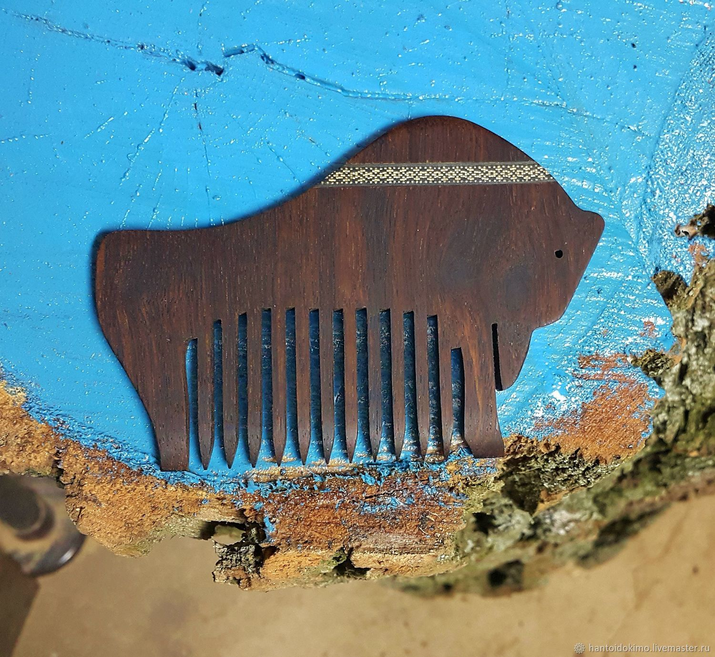 Crest Mens Buffalo Bordokas Comb Hair Beard Shop Online On Livemaster With Shipping D3i5ncom Kursk