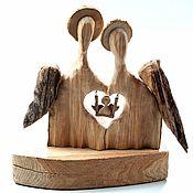 Свадебный салон ручной работы. Ярмарка Мастеров - ручная работа Ангелы свадебные. Handmade.