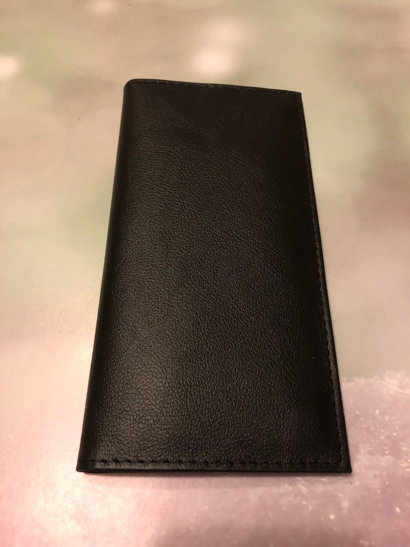 Triple-fold leather wallet, Wallets, Moscow,  Фото №1
