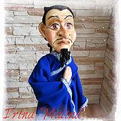 Куклы и игрушки ручной работы. Ярмарка Мастеров - ручная работа Театральная кукла №4. Handmade.