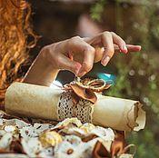 Цветы и флористика ручной работы. Ярмарка Мастеров - ручная работа Шоколадный Букет Письмо Любимой от Alexander Awe. Handmade.
