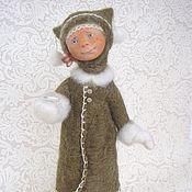 Куклы и игрушки ручной работы. Ярмарка Мастеров - ручная работа Волшебный шар. Handmade.