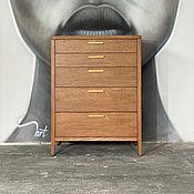 Для дома и интерьера handmade. Livemaster - original item Chest of drawers HURACAN. Handmade.