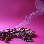 Фен-шуй и эзотерика ручной работы. Ярмарка Мастеров - ручная работа Натуральное горючее благовоние Дух леса.. Handmade.