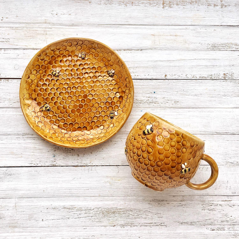 """Чайная пара """"Мёд"""", Чайные пары, Балашиха,  Фото №1"""