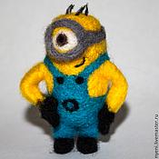 Куклы и игрушки ручной работы. Ярмарка Мастеров - ручная работа Миньон. Handmade.