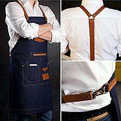 Straps handmade. Livemaster - original item Apron belt straps. Handmade.