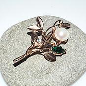 Украшения handmade. Livemaster - original item brooch