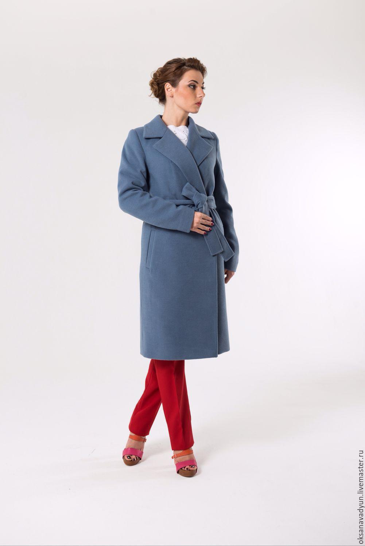 02b31b22f59b Верхняя одежда ручной работы. Ярмарка Мастеров - ручная работа. Купить  Пальто осеннее Classic.