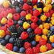 Бусины ягоды в ассортименте! В наличии и под заказ. Для создания неповторимых украшений! Крыжовник. Ольга Лоран