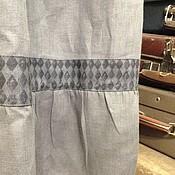 Одежда ручной работы. Ярмарка Мастеров - ручная работа Скромный арлекин или просто серая.. Handmade.