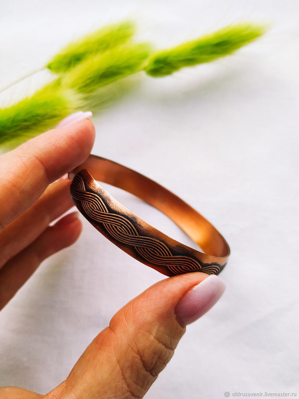 North sea plate bracelet», Bead bracelet, Syktyvkar,  Фото №1