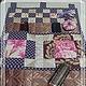 Детская ручной работы. Ярмарка Мастеров - ручная работа. Купить Органайзер для расчесок и заколок. Handmade. Разноцветный, хлопок 100%