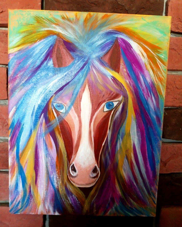 Красавица Наташка. Очень добрая и красивая лошадка, Картины, Ставрополь,  Фото №1